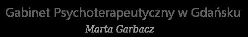 Marta Garbacz - Psycholog, Psychoterapia Psychodynamiczna Gdańsk